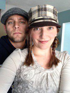 photo joel and i