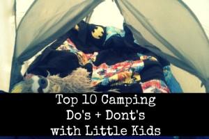 Brandi Camping 2