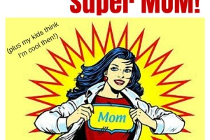 Lauren H super mom 3