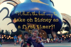 What's the best way to take on Disney as