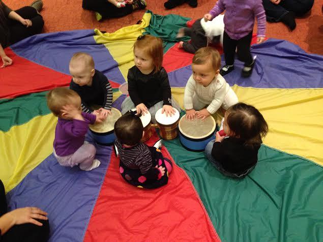 Babies_Drumming1