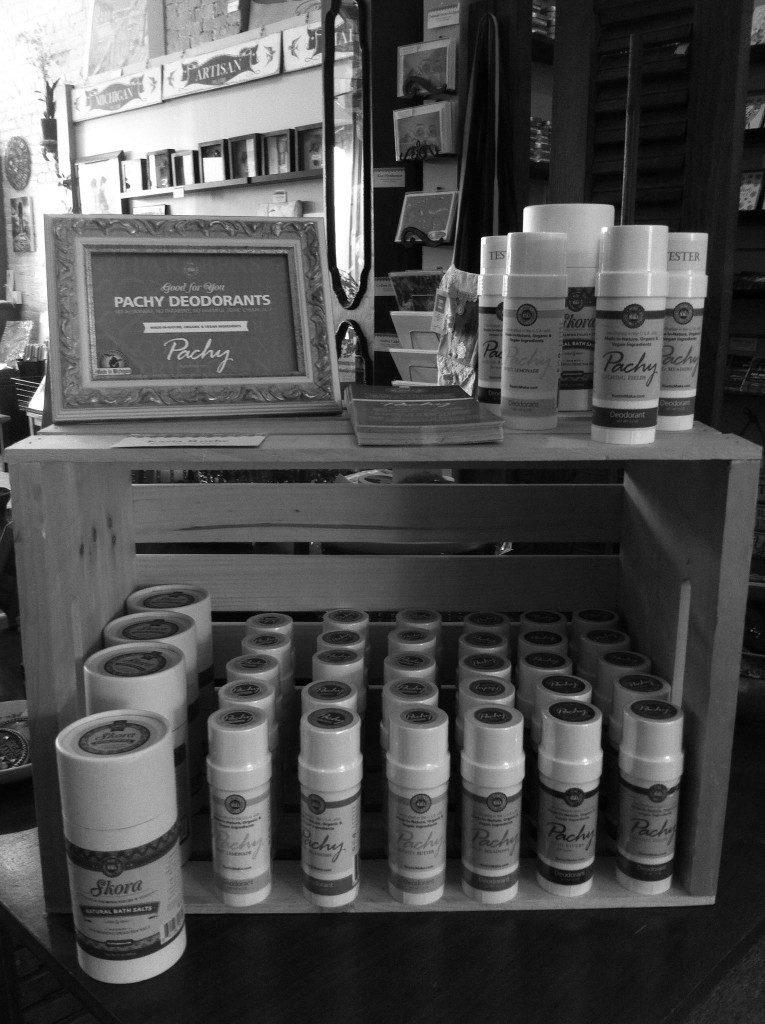 Rustic Maka in Store