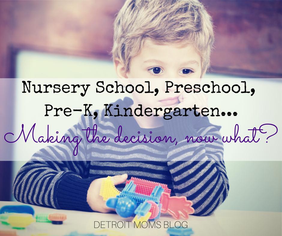 What Do We Really Know About Pre K >> Nursery School Preschool Pre K Kindergarten What