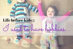 Life before kids