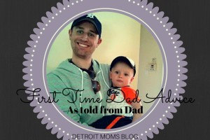 First Time Dad Advice