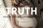 the truth about second pregnancies