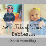 A Tale of Two Babies – Different Babies, Different Personalities