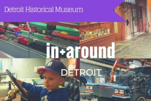 Detroit Historical Museum graphic