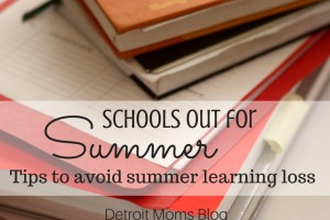 schools out for summer avoid learning loss tips