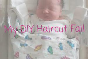 Baby DIY Haircut
