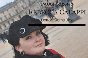 Introducing Rebecca Calappi