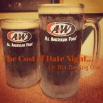 The Cost of Date Night… Or Not Having One