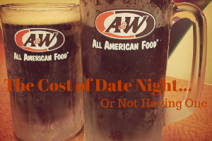 The Cost of Date Night...or Not Having