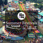 Summer Festivals In + Around Detroit