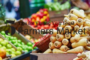 VisitngFarmersMarket