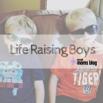 'Why is There Pee All Over the Floor?!': Life Raising Boys