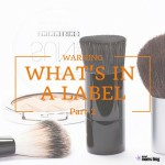 What's In A Label? {Part 2}