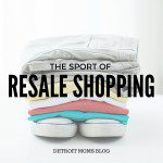 The Sport of Resale Shopping