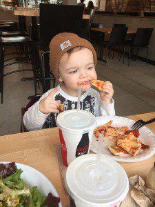 Brera Pizza and Salad Co