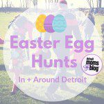Detroit Easter Egg Hunts