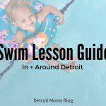 Detroit Swim Lesson Guide