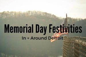 Memorial Day Festivities