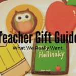 What Teachers {Really} Want: An End-of-Year Gift Guide