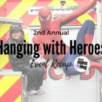 2nd Annual Hanging with Heroes {Event Recap}