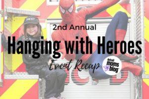 Hanging with Heroesb Recap