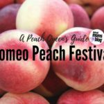 A Peach Queen's Guide to the Romeo Peach Festival