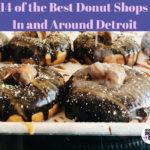 The Best Donut Shops Around Detroit: A Baker's Dozen, Plus One