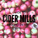 Guide to Cider Mills in Metro Detroit