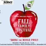 Fall Family Festival Event at Cranbrook Institute of Science