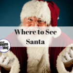 Where to See Santa {In + Around Detroit}