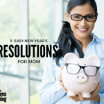 5 Easy New Year's Resolutions for Moms