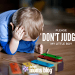 Please Don't Judge My Little Boy