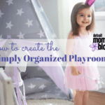 The Simply Organized Playroom: It's Not A Myth