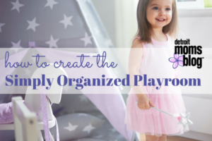 Megan How to Create the Simple Organized Playroom