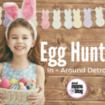 2017 Easter Egg Hunts {In + Around Detroit}