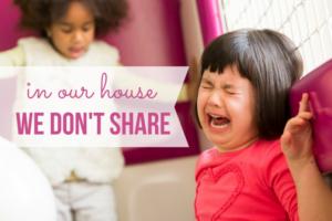 Danielle My Anti-Sharing Policy