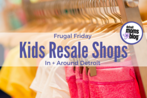 Favorite Kids Resale Shops