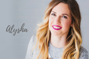 Introducing Alysha