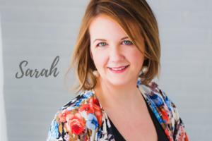 Introducing Sarah
