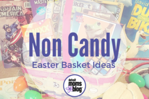 Non Candy Easter Basket Ideas!