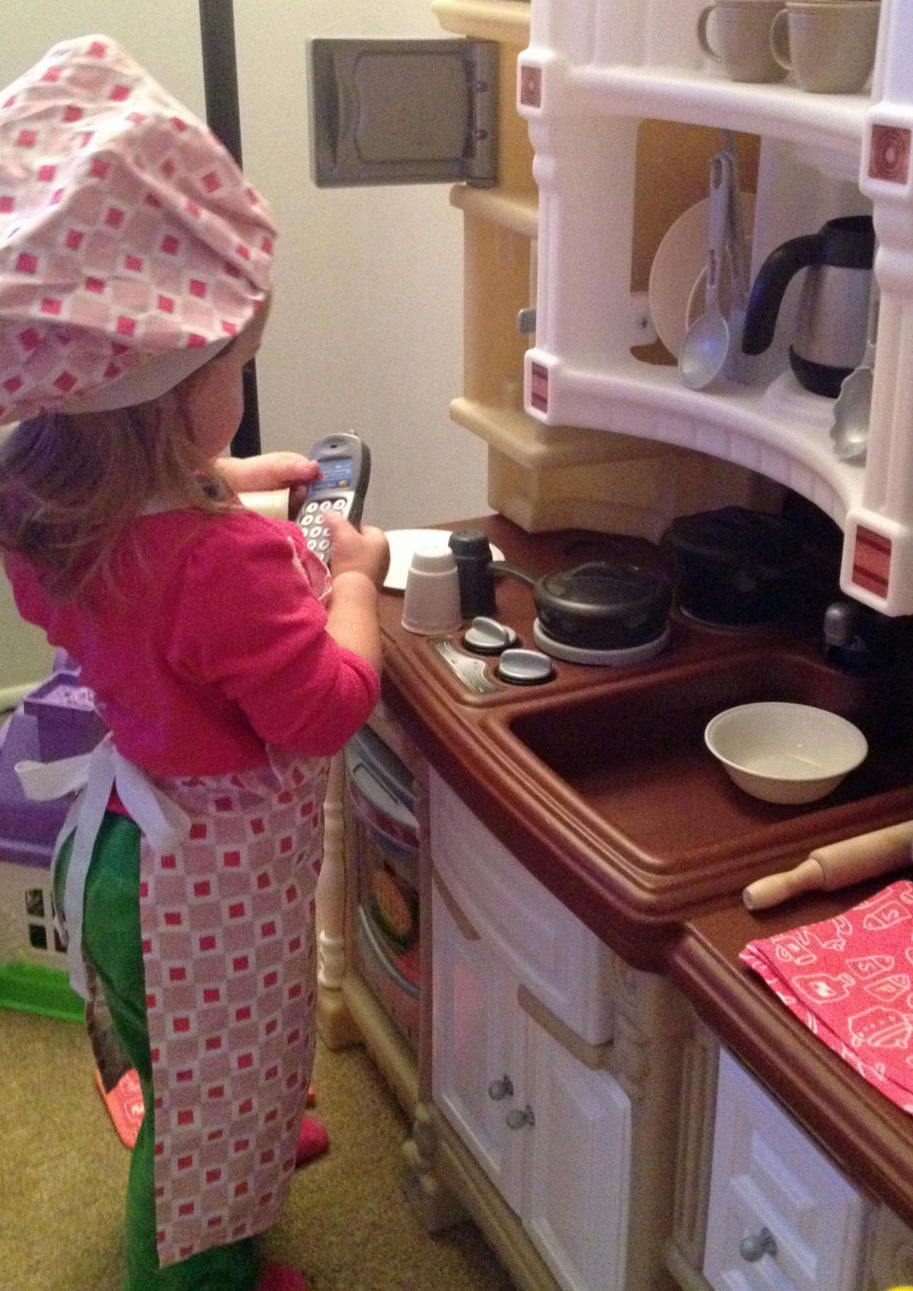 Kids Kitchen Play Kitchen Phone