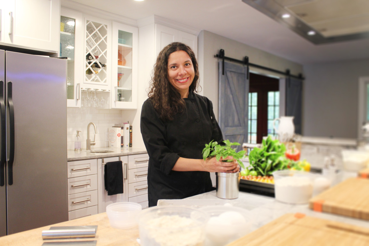 Chef Jessica Sweetman