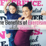 The Benefits of Exercising {While Pregnant}