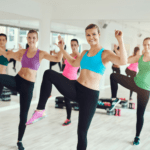 Mom Bod Monday: The Day My Shirt Came Off in Zumba