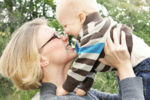 Dear Postpartum Depression, I Forgive YOU!