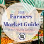 2018 – Farmers Market Guide